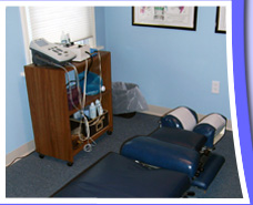 Chiropractic Treatment Room 2